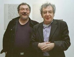 Vitaly Komar and Alexander Melamid