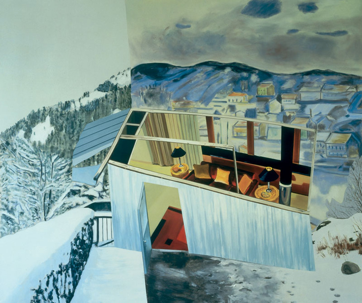 Gorbachev's Winter Retreat