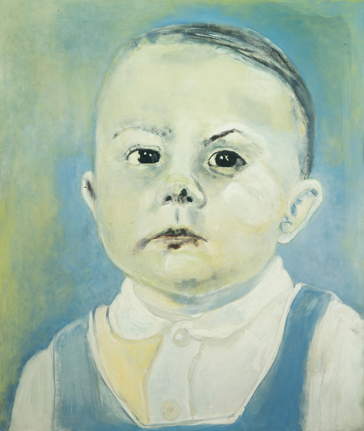 Marlene Dumas - Die Baba - Contemporary Art