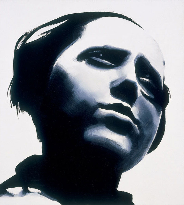 Portrait of Rodchenko, Lady