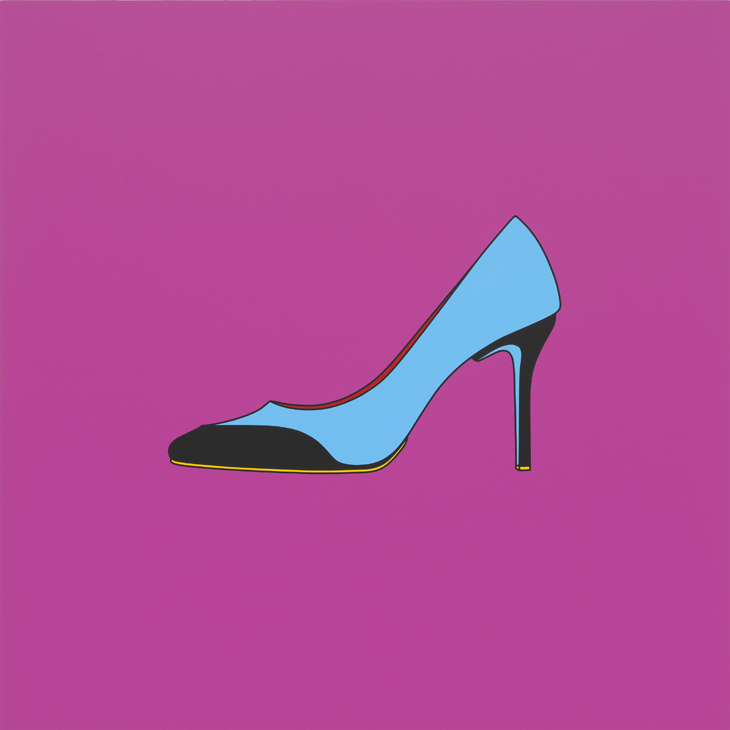 Untitled (High Heel), 2014