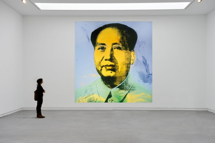 Mao - Installation view
