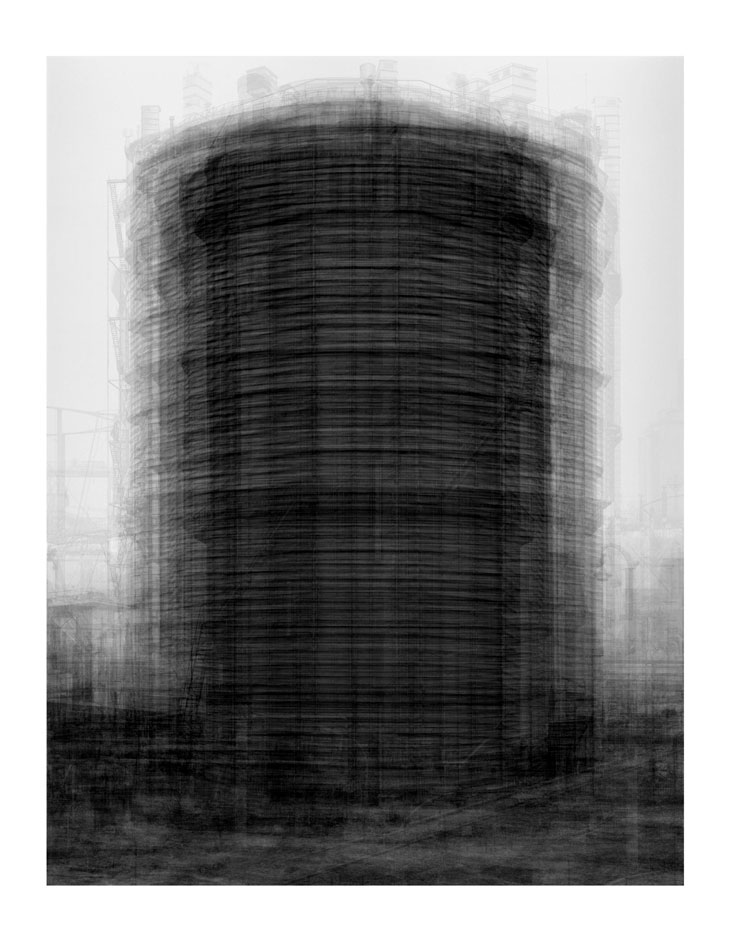 Every...Bernd And Hilla Becher Prison Type Gasholders