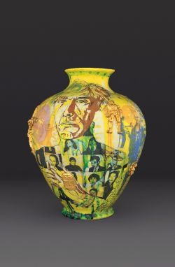Grayson Perry - Artist's Profile - The Saatchi Gallery on