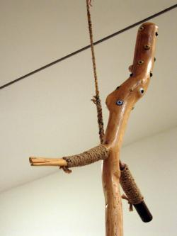 Hung, Drawn & Quartered II (Treeson) - detail