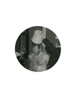 Untitled (Man showering)