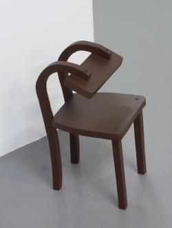 Untitled Wooden Chair