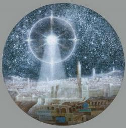 COSMIC PHENOMENON OVER JERUSALEM