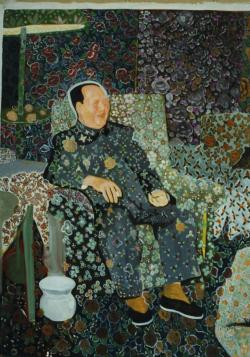 Seated Mao, 1996